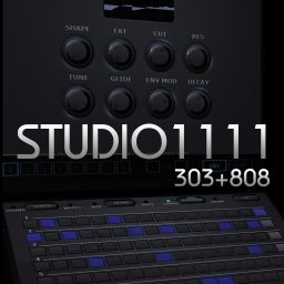 Studio 1111 - 303 + 808