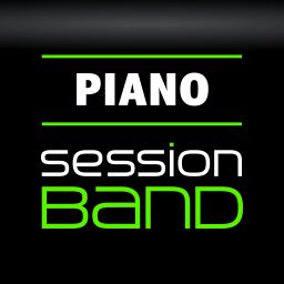 SessionBand Piano - Volume 1