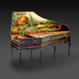 Historic Harpsichords - Ruckers 1628